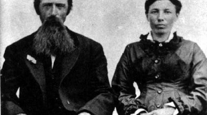 Read full article: Ma And Pa Ingalls Married This Week In 1860