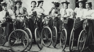 Read full article: How The Bicycle Empowered Women