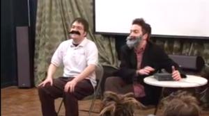 Read full article: Zorba Parody Hits YouTube!