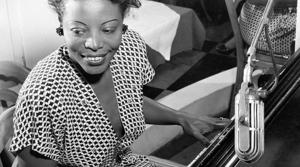 Jazz pianist Mary Lou Williams