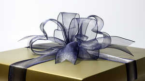 Present with bow