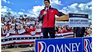 Paul Ryan as VP candidate
