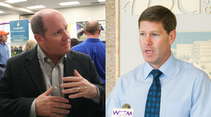 U.S. Reps. Reid Ribble and Ron Kind