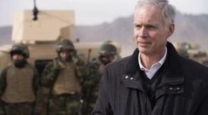 Sen. Ron Johnson in Afghanistan