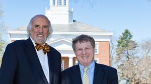 Ron Nief and Tom McBride