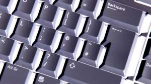 computer keyboard, image by Flickr user Ian Britton