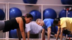 gym class, Kenny Holston