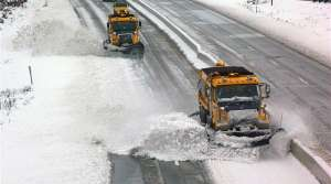 Read full article: Study: Increased Road Salt Usage Has Affected Water Quality, Wildlife