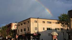 rainbow, Michael Leland