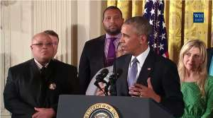 Read full article: Wisconsin Advocate Attended Obama's Gun Control Announcement Tuesday