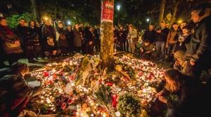 Candles in Paris