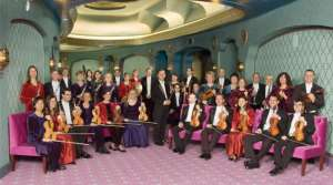 Photo of the Wisconsin Chamber Orchestra