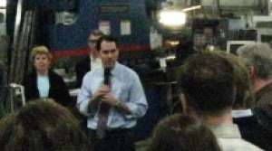 Read full article: Walker criticizes rush to approve union contracts ahead of his legislation