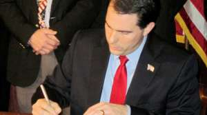 Read full article: Governor Walker signs controversial budget repair measure