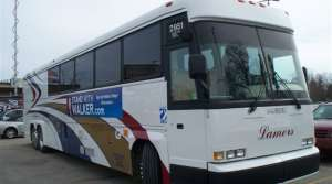 Read full article: AFP bus tour drums up supporters, critics in Milwaukee