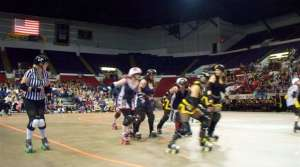 Read full article: Milwaukee venue adds women's roller derby leagues