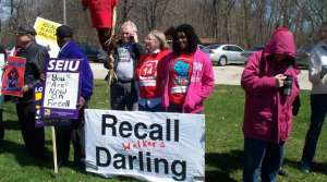 Read full article: Wisconsin recall effort drops off petition against Darling