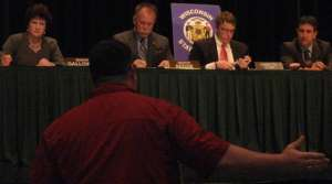 Read full article: Firearm legislation triggers sharp exchanges at hearing