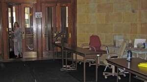 Read full article: Metal detectors come down at Capitol
