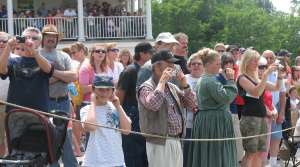 """Read full article: 150th Civil War anniversary sparks interest in """"historical tourism"""""""