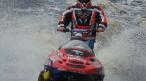 Read full article: Snowmobile water racing risky, but fun, participants say