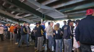 Read full article: Brewers win first two games of NLDS