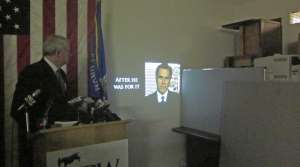 Read full article: Wisconsin Democrats launch TV ads against Mitt Romney