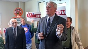 Read full article: Herb Kohl campaigns across state with Tom Barrett