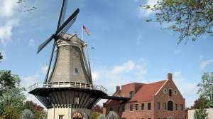Read full article: Little Chute gets a big windmill