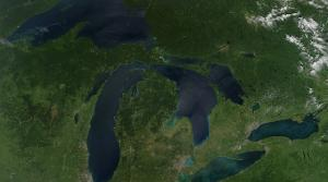 Read full article: Obama, Romney Talk Great Lakes - Sort Of