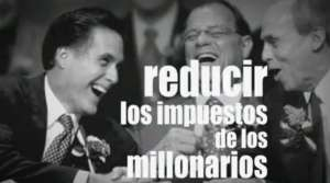 Read full article: Anti-Romney Ads Hope to Sway Latinos