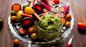 Read full article: Parsley Hummus