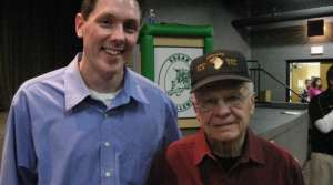 Read full article: Veterans' Day Visit From Band of Brothers Member