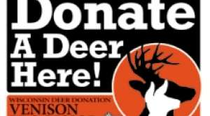 Read full article: Donated Deer Down