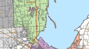 Read full article: Hansen To Propose Changes To Redistricting