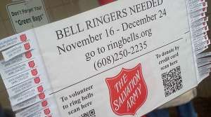 Read full article: Fewer Ringers, Fewer Donations