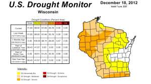 Read full article: Big Snow Doesn't Ease Drought Much