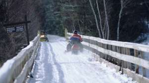 Read full article: Snowmobilers Getting The Bug After Winter Storms