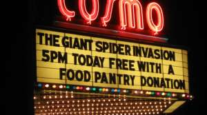 Read full article: Retro Theater Shows Cult Classic For Holiday Food Drive
