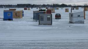 Read full article: Cold Weather Doesn't Necessarily Mean Safe Ice