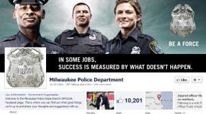 Read full article: Police Departments Turning To Social Media