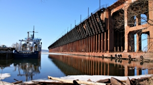 Read full article: Time Running Out For Historic Ashland Ore Dock