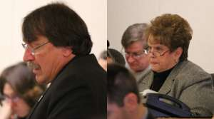 Read full article: Testy, Timed Interactions At Mining Hearing