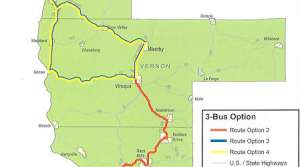 Read full article: South Western Wisconsin Starts Regional Bus System