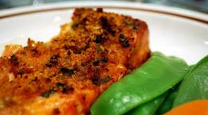 Read full article: Cranberry Crusted Salmon