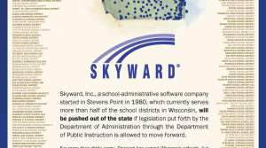 Read full article: School Software Company President Threatens to Leave State