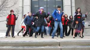Read full article: Groups Join '1 Billion Rising' To Decry Violence Against Women