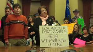 Read full article: Governor: Voucher Plan Gives Parents 'Alternatives'