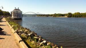 Read full article: Bipartisan Caucus Hopes To Shore Up National Support For Mississippi River