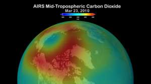 Read full article: Climate Scientist: Atmospheric Carbon Levels 'Off The Scale'